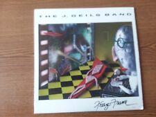 1981 VG+ RARE J. GEILS Band Freeze-Frame  SOO-17062 EMI   LP33