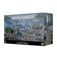 Astra Militarum Bastion Platoon Battleforce Warhammer 40K NIB 12/4!
