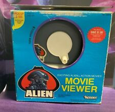 Vintage Alien Movie Viewer Kenner 1979 100% Complete & Working Ultra Rare
