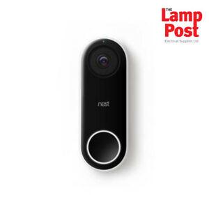 Google Nest Hello Video Doorbell HD Night Vision Smart Home Door Bell