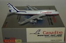 Starjets SJCDN002 Boeing 747-475 Canadien Airlines C-Gmww en 1:500 Échelle