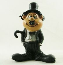 Charly Chaplin figurine | Warren Stratford Collection | drôle Statue | Réduit
