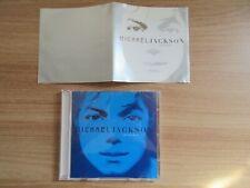Michael Jackson – Invincible Rare Blue Sleeve Korea Orig CD 2001