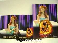 The Hunger Games Movie Trading Card - 1x #038 Foxface