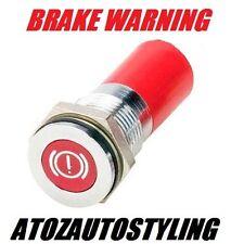 Savage Freno advertencia Interruptor De Luz Led Kit de coche nuevo