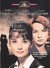 THE CHILDREN'S HOUR -  AUDREY HEPBURN, SHIRLEY MACLAINE 1961 (DVD, 2002) B&W NR