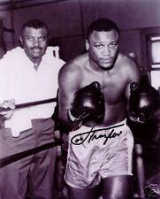 Joe Frazier Boxing Champion & Olympic Gold Medalist SIGNED 8x10 Photo COA!
