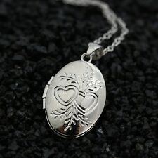 new Fashion 1pcs  925 Silver Lovely  open Pendant Q1993