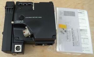 Sony CA-537 Professional Camcorder/Camera Adapter DXC-537 DXC-637 DXC-D30 327A