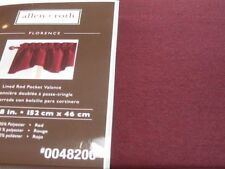 Polyester  Allen Roth Curtains