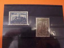 Briefmarken Deutschland  - Deutsches Reich  Kölner Dom - Burgen