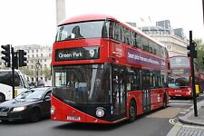 New bus for London - Borismaster LT85 6x4 Quality Bus Photo B