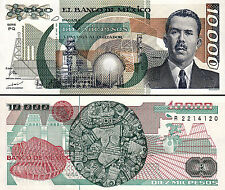 Mexico 100000 Pesos 1988 UNC Lemberg-Zp