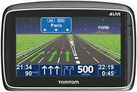 TomTom GO 750 EUROPA 45 L. HD-Traffic IQ 12 Monate LIVE mit Alternativen Hâlter!