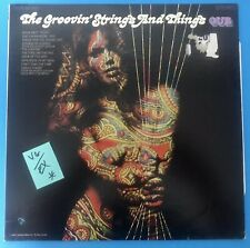 """The Groovin Strings and Things """"Self-Titled"""" CUB  LP PSYCH-ROCK"""