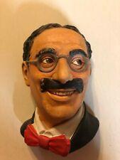 Chalkware Head - Groucho Marx