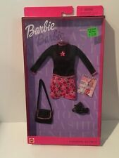 Barbie Clothes Metro Flower Power Fashion Avenue # 24199  Mint 1999 Pink
