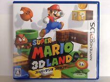 Mint 3DS Super Mario 3D Land Japan Import japanese GAME