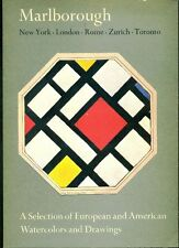 A Selection of European and American Watercolors and Drawings. Catalogo 1971