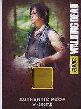 The Walking Dead Season 4/1 M03 Prop Card Wine Bottle (A)