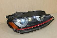 15-17 VW GTI GOLF HEADLIGHT HEAD LIGHT XENON HID AFS ADAPTIVE LED DRL OEM R