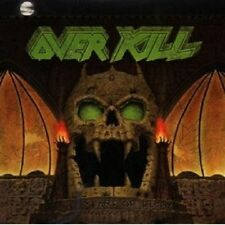 OVERKILL - THE YEARS OF DECAY CD HEAVY METAL TRACKS NEW+