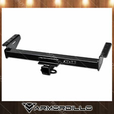 "For 1984-2001 Jeep Cherokee Class 3 Black 2"" Trailer Hitch Tow Hitch 2 Inch"