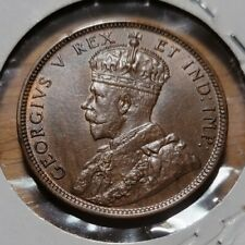 1911 Canada King George V Large Cent
