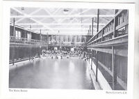 "*Postcard-""The Napa Baths"" -1910- @ Napa County CA. (A72-1)"