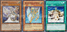 Yugioh Fairy Budget Deck - Athena - Honest  - Joan - Airknight - NM - 40 Cards