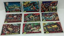 "1994 Mars Attacks Topps Deluxe Reissue Series 9 pack #'s 1,4 6 8,10,15-17,20 ""C"""