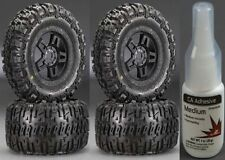 """Pro-line 1160-13 40 Series 3.8"""" Mounted Trencher Tires / Wheels (4) w Medium CA"""