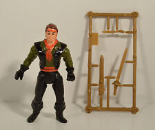 "1991 Swashbuckling Peter Pan 4.25"" Mattel Movie Action Figure Hook"