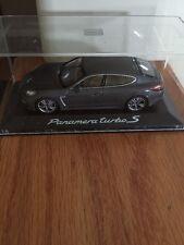 Porsche Panamera Turbo S Model Minichamps 1:43 Scale