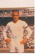 Alfredo di Stefano † 2014 Real Madrid Fußball Foto 18x27 cm orig.signiert 410849