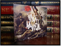 Viva La Vida ✎SIGNED♫ by COLDPLAY CHRIS MARTIN & JONNY BUCKLAND CD