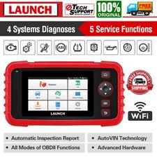for Mercedes Benz Car Code Reader 4-Sytem Diagnostic Scanner Reset Tool TPMS Oil