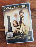 Il Signore degli Anelli Le due torri Film Trilogia DVD Fantastico Avventura 2002