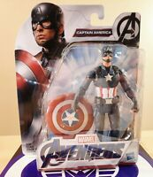 MARVEL AVENGERS CAPTAIN AMERICA ACTION FIGURE 2018 HASBRO