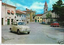 ts 104 1967 - TRIESTE PROSECCO  - FIAT 600 - Bianchina - viagg Ed. Buccavelli