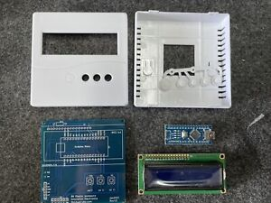 86 Plasic Project Box PCB Suit arduino nano 1602 lcd