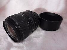 Buen Sigma Zoom 1:3. 5-4.5 28-70mm Minolta MD lentes montura de bayoneta en muy buena condición