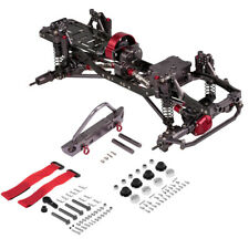 1/10 RC Car Frame Kit CNC Aluminum for AXIAL SCX10 RC Crawler Climbing Car S6U3