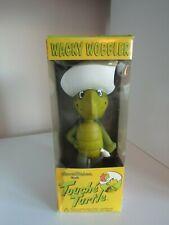 Touche Turtle - Wacky Wobbler Action Figure - Funko - New Un-opened Rare