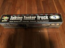 Sunoco Talking Tanker Truck Fifth of A Series 1998 New Vintage