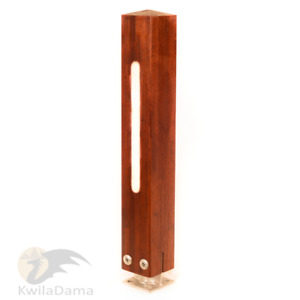Kwiladama ® Palico Low Voltage Timber LED light Bollard 35.5'' (900mm)