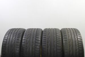 4x Bridgestone Potenza RE 050A 245/40 R18 93Y AO, 6,5mm, nr 8940 A