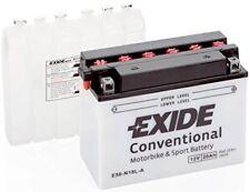 Batterie Moto Exide Y50-N18L-A E50-N18L-A 12V 20AH 260A 205X90X165 ACIDE COMPRIS