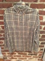 American Eagle Outfitters Mens Flannel Shirt Size XL