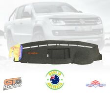 DASH MAT Volkswagen Amarok 2H V6 Highline Ultimate Hero 9/2016-2019 DM1459 CHARC
